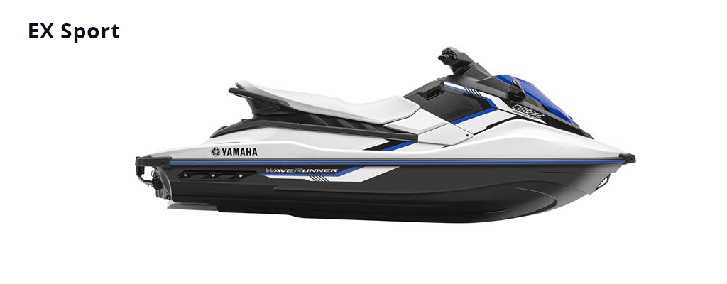 MEET ANOTHER AFFORDABLE NEW YAMAHA - THE EX SPORT