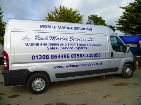Mobile Marine Servicing Cornwall