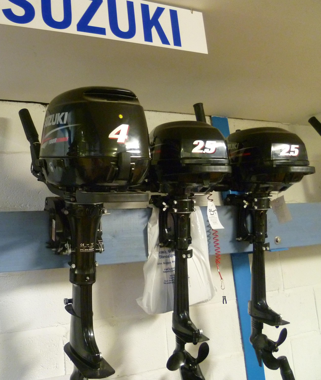 Fantastic deals on Suzuki Engines - Rock Marine Services Cornwall