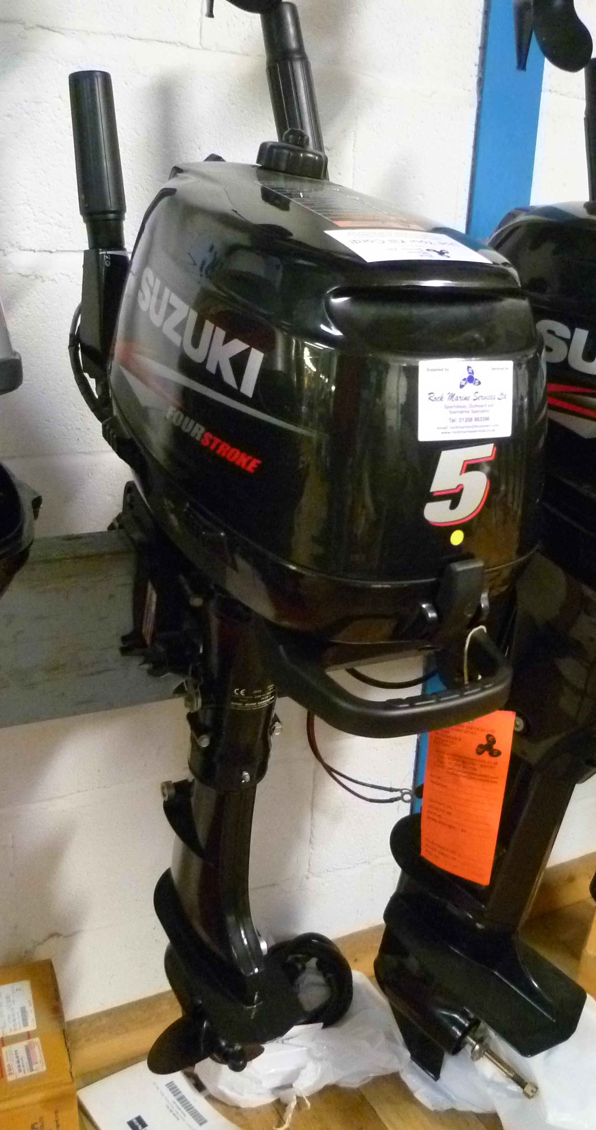 Fantastic deals on Suzuki Engines - Rock Marine Services